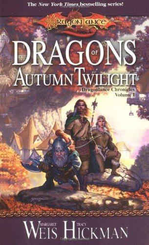 Dragons of Autumn Twilight 9780786915743