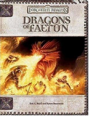 Dragons of Faerun 9780786939237