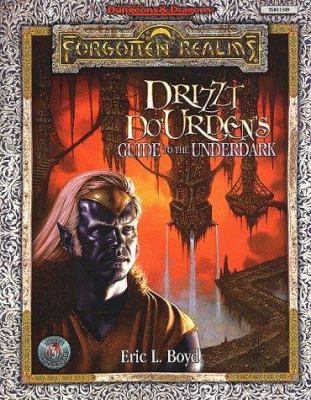 Drizzts Do Urdens Guide to the Underdark 9780786915095