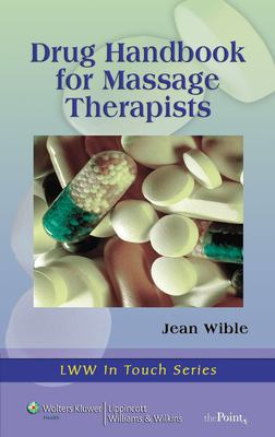 Drug Handbook for Massage Therapists 9780781763097