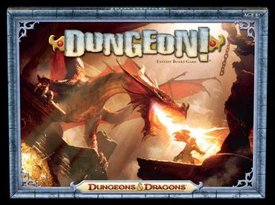 Dungeon! Board Game 9780786962983