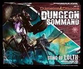 Dungeon Command: Sting of Lolth: A Dungeons & Dragons