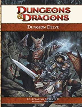 Dungeon Delve: Roleplaying Game Supplement 9780786951390
