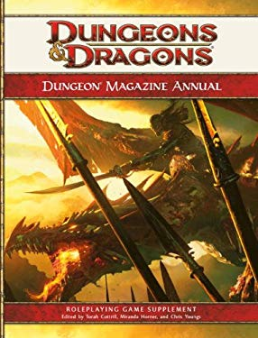 Dungeon Magazine Annual: The Best of D&D Insider 9780786952007