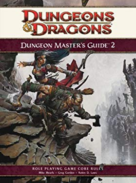 Dungeon Master's Guide 2: Roleplaying Game Supplement 9780786952441