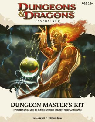 Dungeon Master's Kit: An Essential Dungeons & Dragons Kit 9780786956302