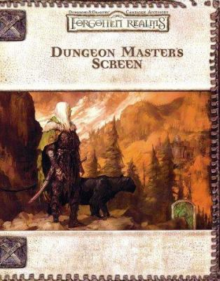 Dungeon Master's Screen 9780786927838