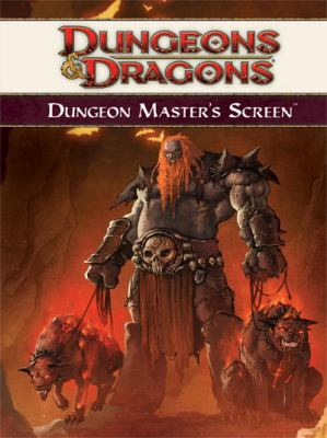 Dungeon Master's Screen 9780786949274