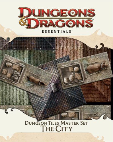 Dungeon Tiles Master Set: The City 9780786955718