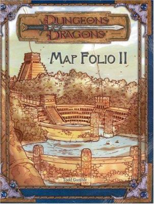 Dungeons & Dragons Map Folio II: Dungeons & Dragons Accessory 9780786932801