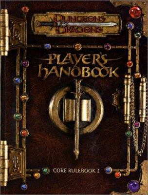 Dungeons & Dragons Player's Handbook: Core Rulebook I 9780786915507