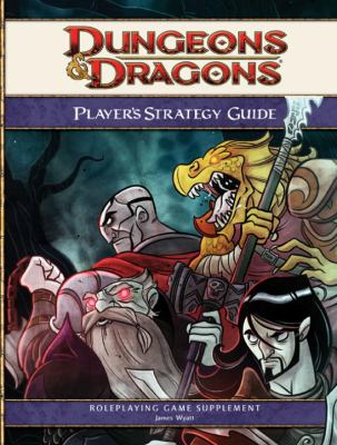 Dungeons & Dragons Player's Strategy Guide 9780786954889