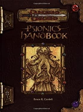 Dungeons & Dragons Psionics Handbook 9780786918355