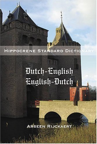 Dutch-English/English-Dutch Standard Dictionary 9780781805414