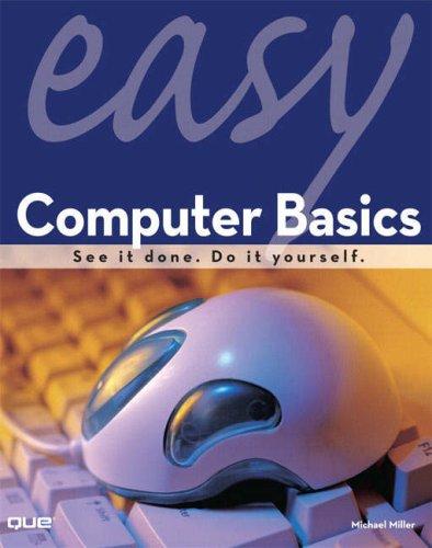 Easy Computer Basics 9780789734204