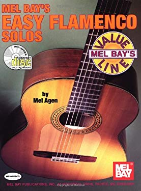 Easy Flamenco Solos [With CD] 9780786628308