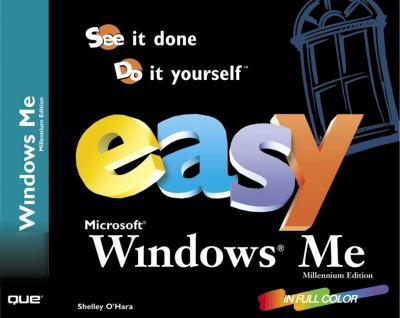 Easy Microsoft Windows 9780789724069
