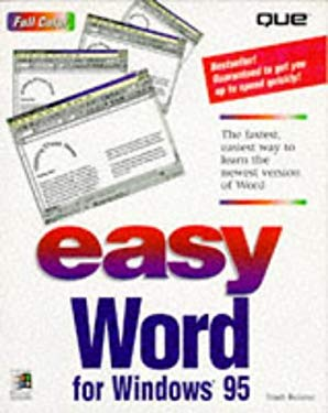 Easy Word for Windows 95 9780789700810