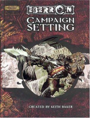 Eberron Campaign Setting 9780786932740