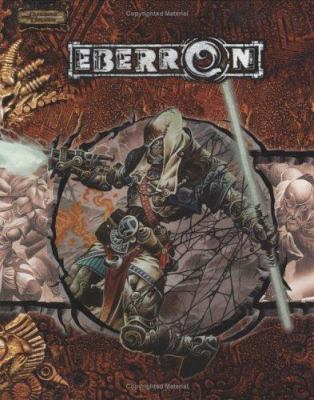 Eberron Player Character Sheets: Eberron Campaign Accessory