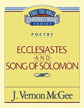 Ecclesiastes / Song of Solomon 9780785204893