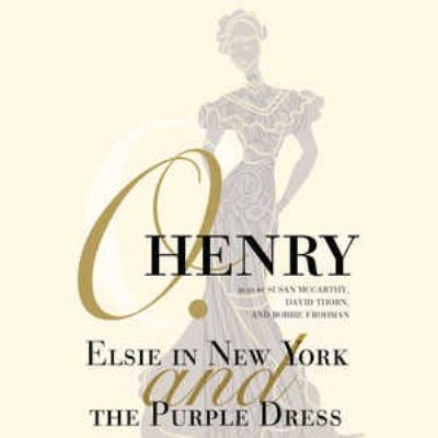 Elsie in New York and the Purple Dress 9780786171811