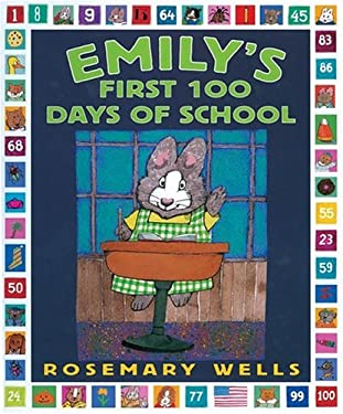 Emily's First 100 Days of School 9780786813544
