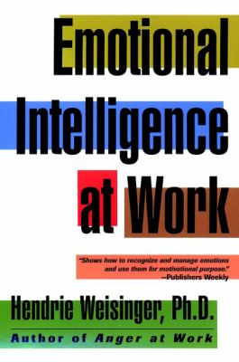Emotional Intelligence at Work 9780787951986