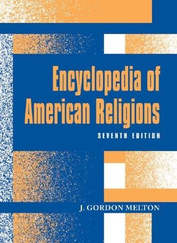 Encyclopedia of American Religions 7 9780787663841