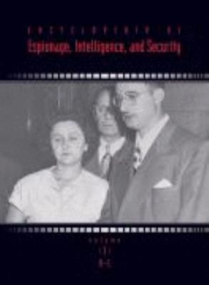 Encyclopedia of Espionage, Intelligence, and Security 9780787676865