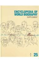 Encyclopedia of World Biography: 2005 Supplement 9780787690649