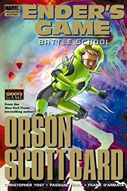 Ender's Game: Battle School 9780785135807