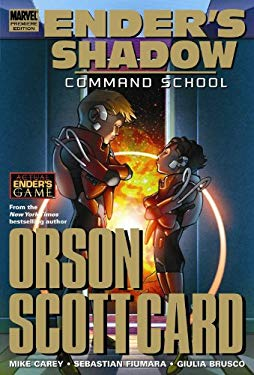 Ender's Shadow: Command School 9780785135982