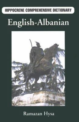 English-Albanian Comprehensive Dictionary 9780781807920