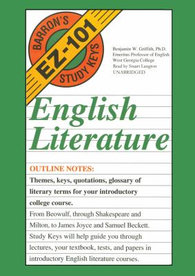 English Literature 9780786136629