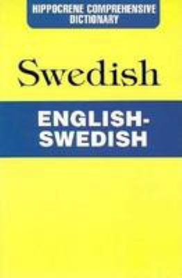 English/Swedish Dictionary 9780781804752