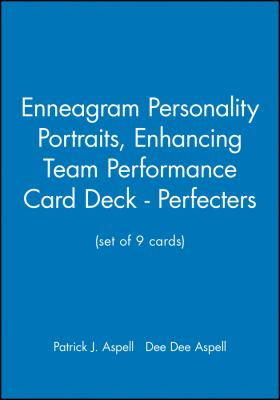 Enneagram Personality Portraits, Enhancing Team Performance Card Deck - Perfecters (Set of 9 Cards) 9780787908904