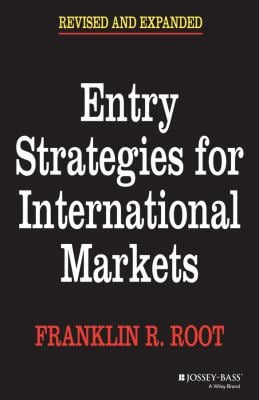 Entry Strategies for International Markets 9780787945718