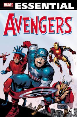 Essential Avengers, Volume 1 9780785139294