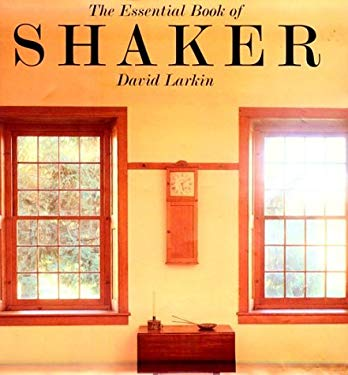 Essential Book of Shaker 9780789300072
