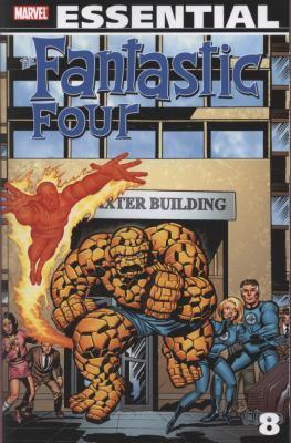 Essential Fantastic Four, Volume 8 9780785145387