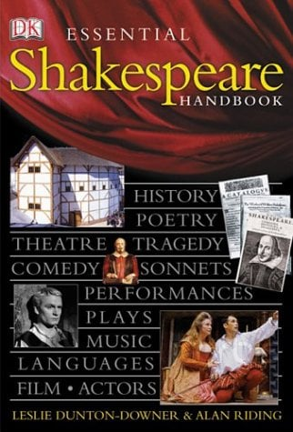 Essential Shakespeare Handbook 9780789493330