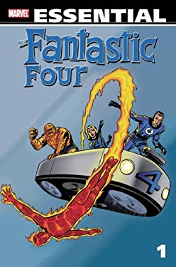 Essential the Fantastic Four, Volume 1 9780785133025