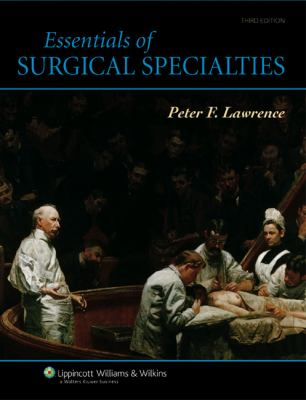 Essentials of Surgical Specialties 9780781750042