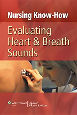 Evaluating Heart & Breath Sounds [With CDROM] 9780781792035