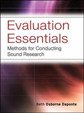 Evaluation Essentials: Methods for Conducting Sound Research