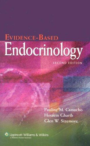 Evidence-Based Endocrinology 9780781771542