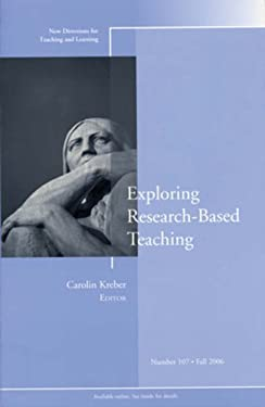 Exploring Research-Based Teaching 9780787990770