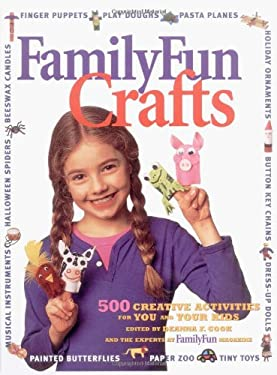 Family Fun's Crafts 9780786863044