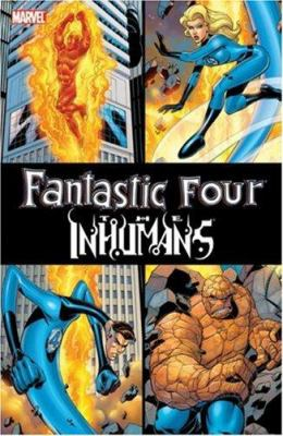 Fantastic Four/The Inhumans